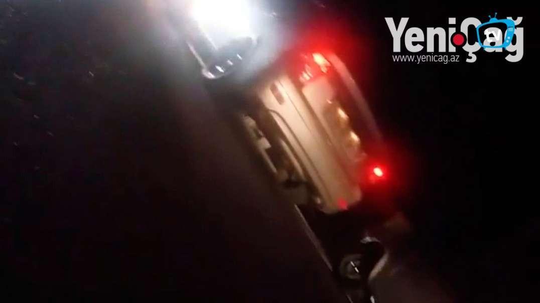 Ötən gecə Bakıda: Maşınla vurulan adam və ambulans biabırçılığı