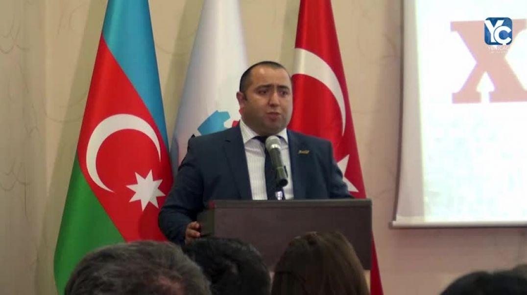 """""""DANIŞIR XOCALI"""" sənədli filmi təqdim olunub"""