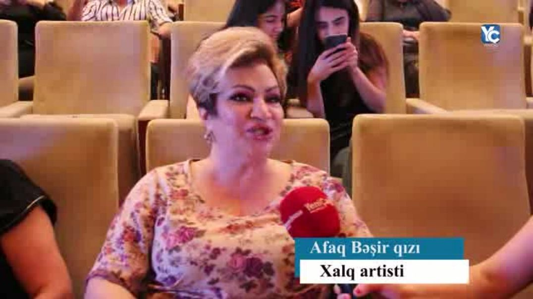 Afaq Bəşir qızı