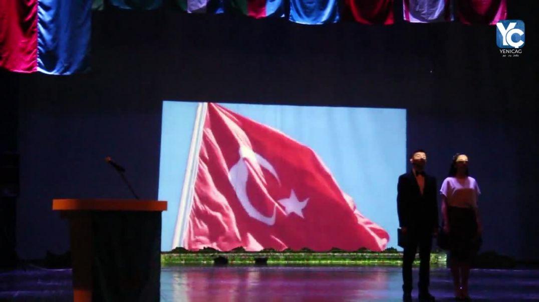 Bakı Atatürk Liseyində Məzun Gecəsi keçirilib