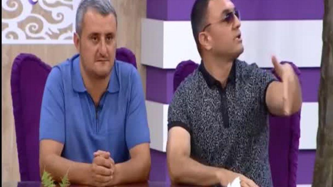 Meyxanaçı Mehman efirdə əsəbiləşdi
