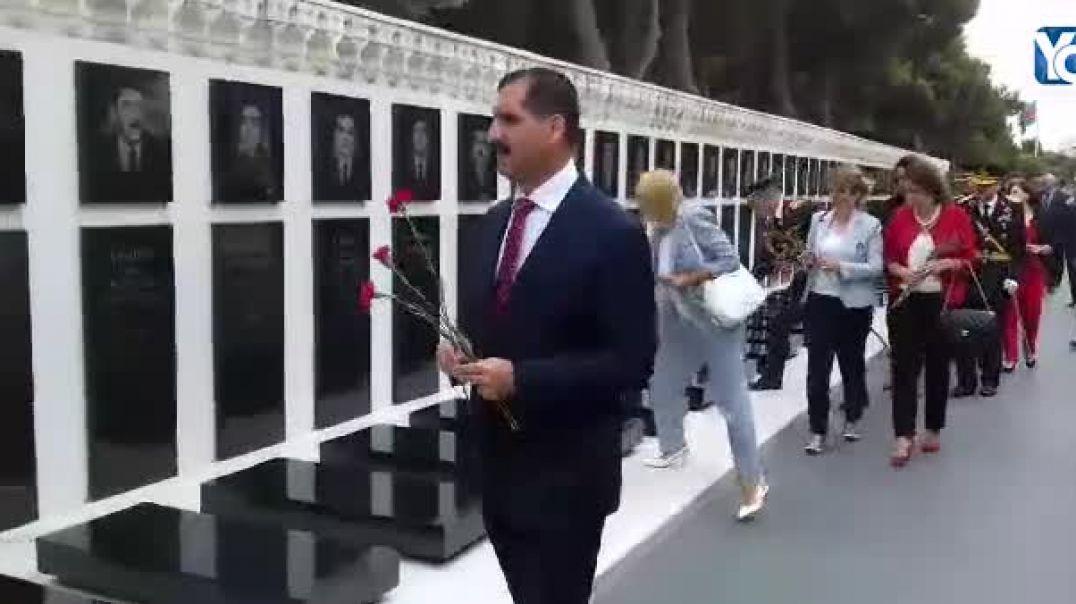 Türkiyənin 30 Avqust Zəfər Bayramı Azərbaycanda qeyd edildi