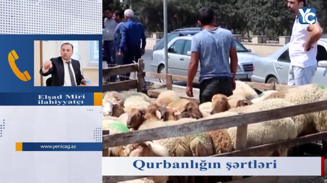 """""""Borc içində olan şəxs..."""" - Qurbanlığın şərtləri - VİDEOMÜSAHİBƏ"""