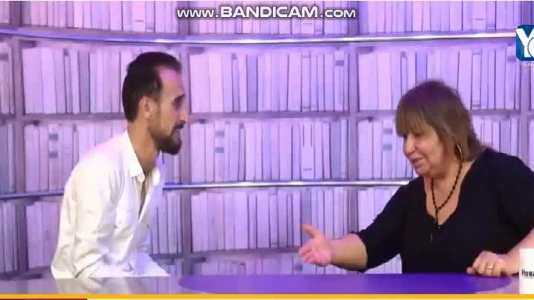 """""""Nəslində bir kişi yoxdur"""" - Aparıcı ilə jurnalist qırğına şıxdı"""