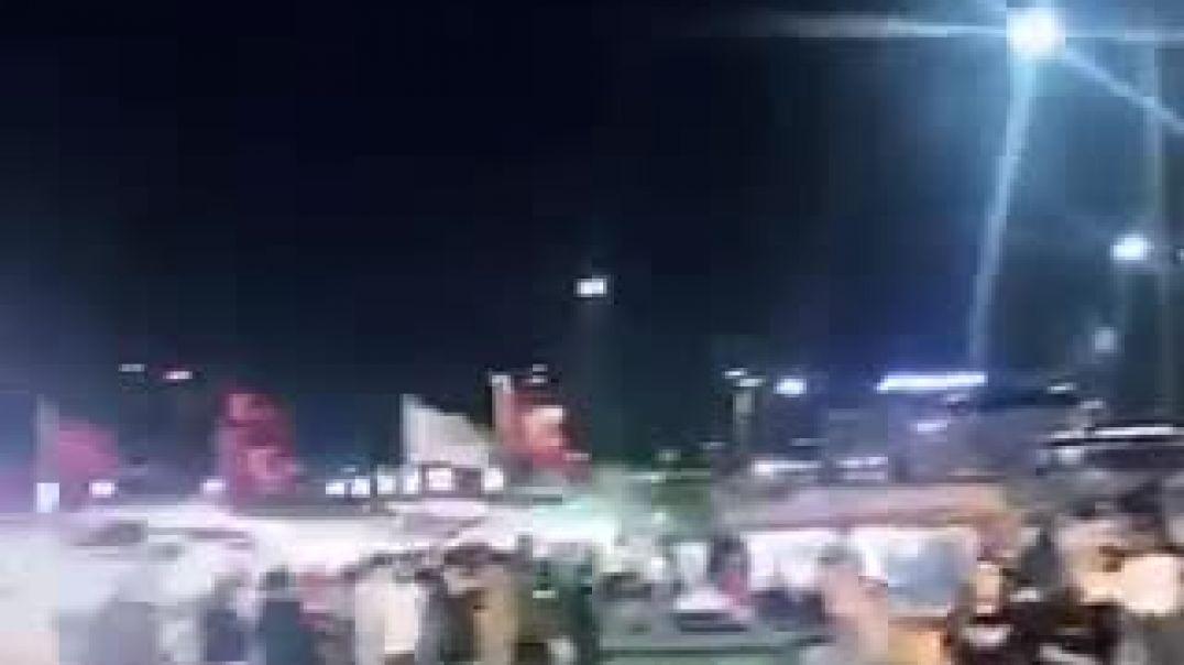 İstanbulun mərkəzində Üzeyirin mahnısı- Pərvin paylaşdı - VİDEO