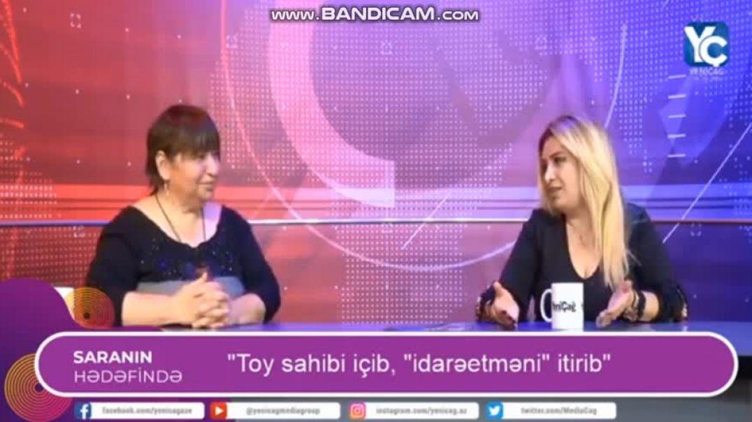 """""""Ərimi  əlimdən almaq istəyəni...."""" - Azərbaycanlı müğənni"""