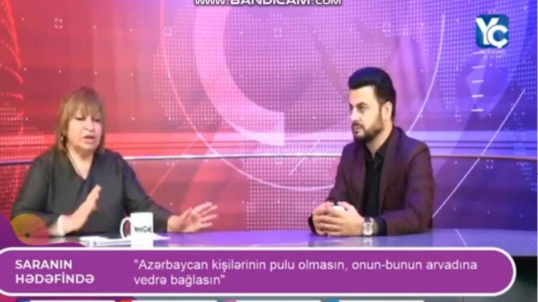 """Afəti biabır etdi: """"Ərini üzə çıxar"""""""