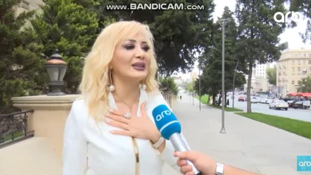 """Məleykə: """"Evimə yad kişi buraxmaram"""""""