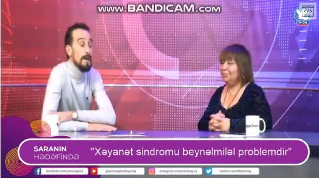 """""""Ərinə xəyanət etmisən? - Canlı yayımda aparıcıya ŞOK SUAL"""