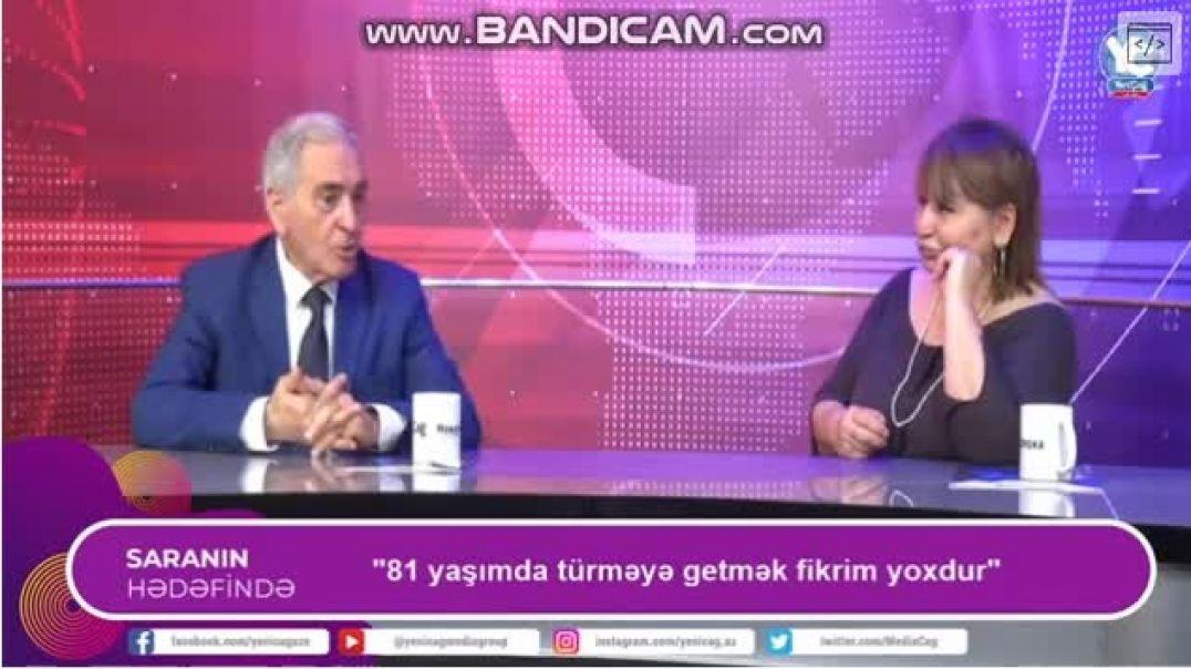"""Xalq artisti: """"Xəyanət etmişəm"""""""