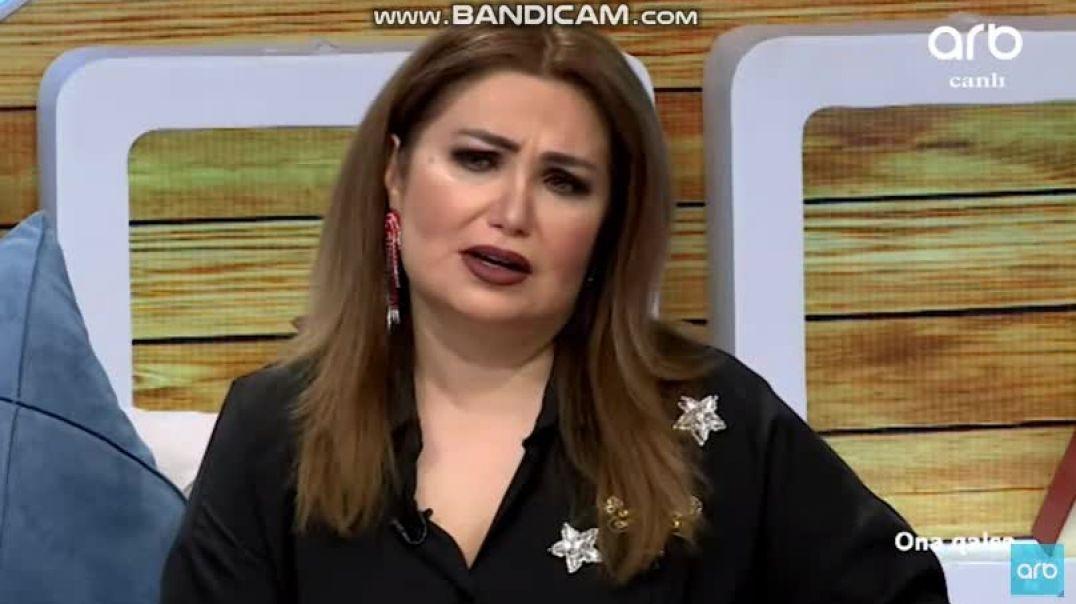 """Könül xəstəxanaya düğən oğlundan danışdı: """"Dəhşətə gəldim"""""""