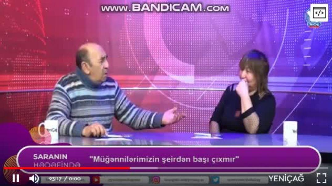 """""""Flora Kəimovanın  müasir ədəbiyyatdan başı çıxmır""""- Azərbaycanlı yazar"""