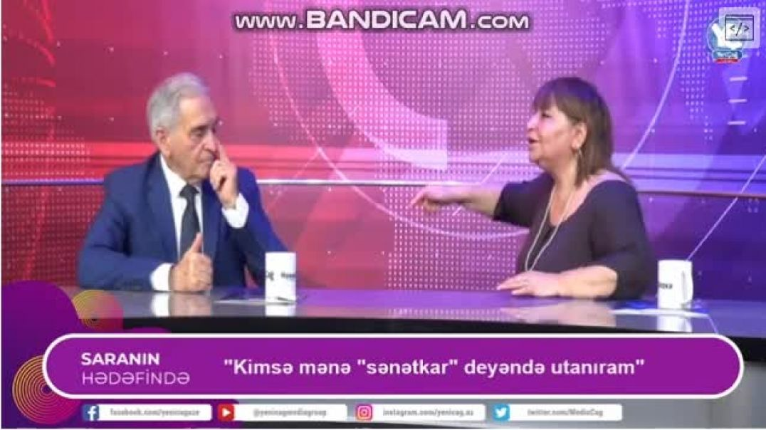 """Tanınmış teleaparıcı biabır etdi:""""Həyatında 140 kişi olub"""""""