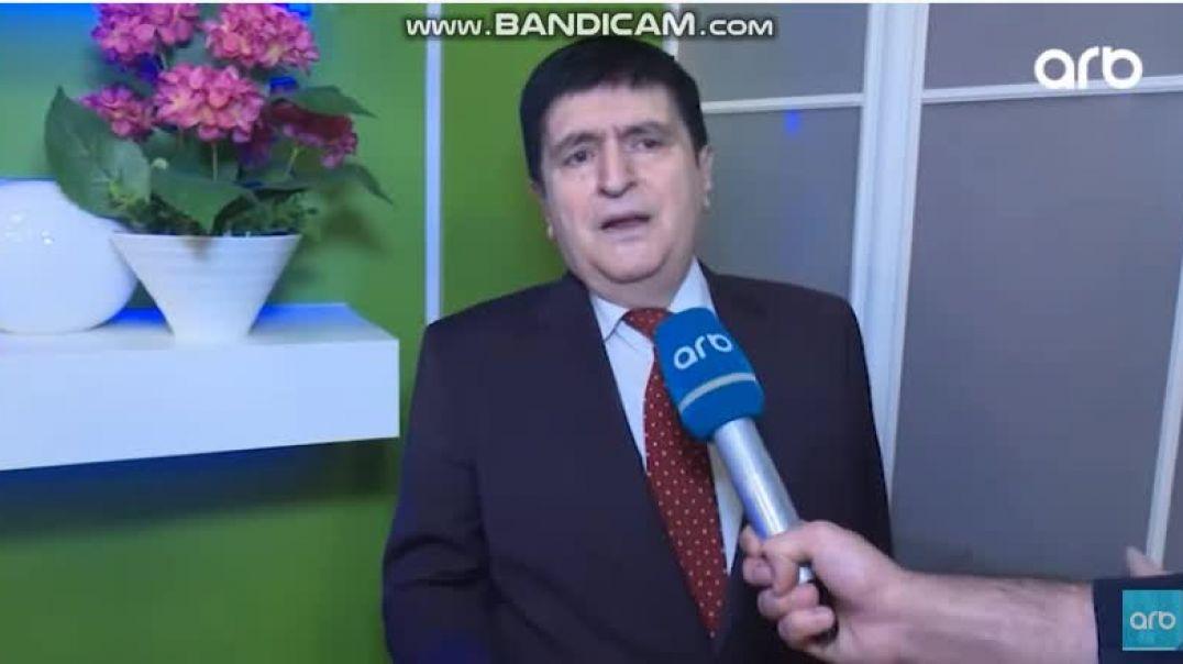"""Baloğlan Əşrəfov: """"Ölənə qədər ondan uzaq duracam"""""""