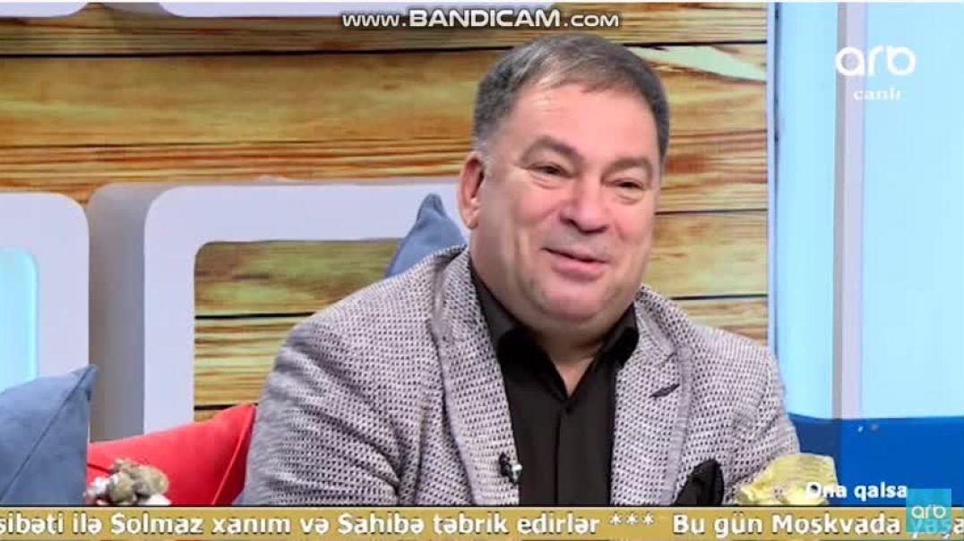 Əlikram Bayramovdan ürəkparçalayan etiraf