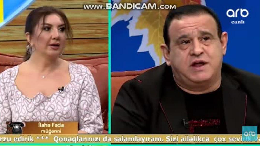 """Tacirə İlahə arasında qırğın: """"Başına oyun açaram"""""""