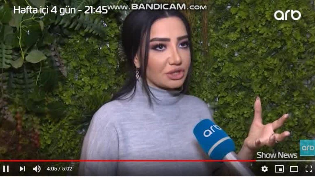 """Əməkdar artist:""""Çox qorxuram"""""""