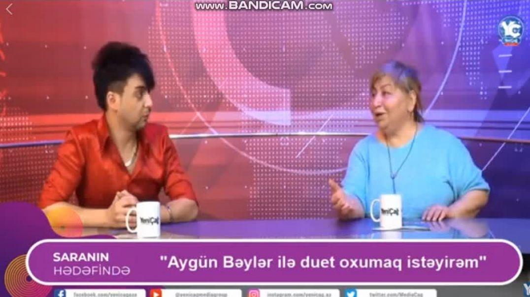 Tanınmış aparıcı Afət Fərmanqızına səsləndi