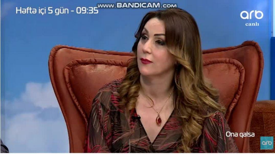 """Gülyanaq  əsəbiləşdi: """"Harada villa görürlər, deyirlər...."""""""