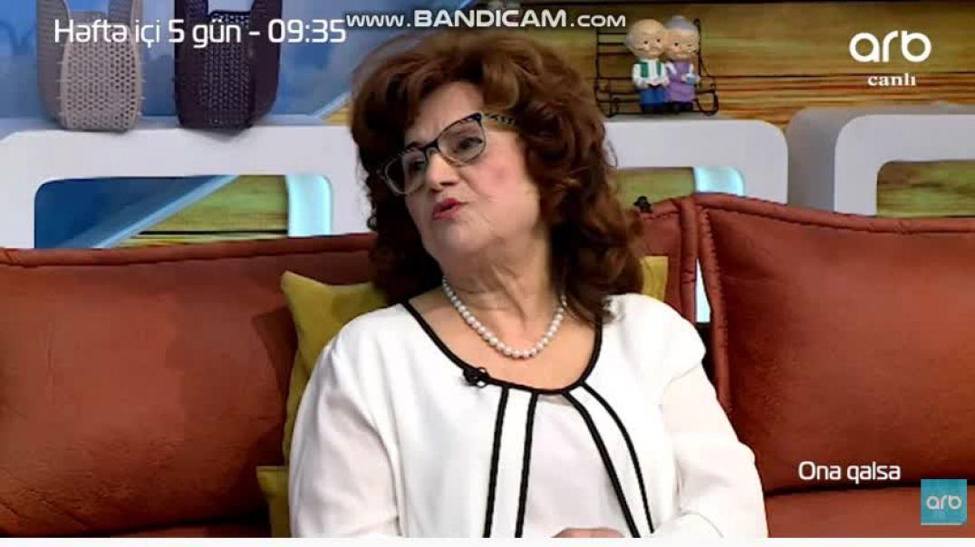 """""""Oğlanlar üstümüzə hücum şəkirdi"""" - Xalq artisti"""