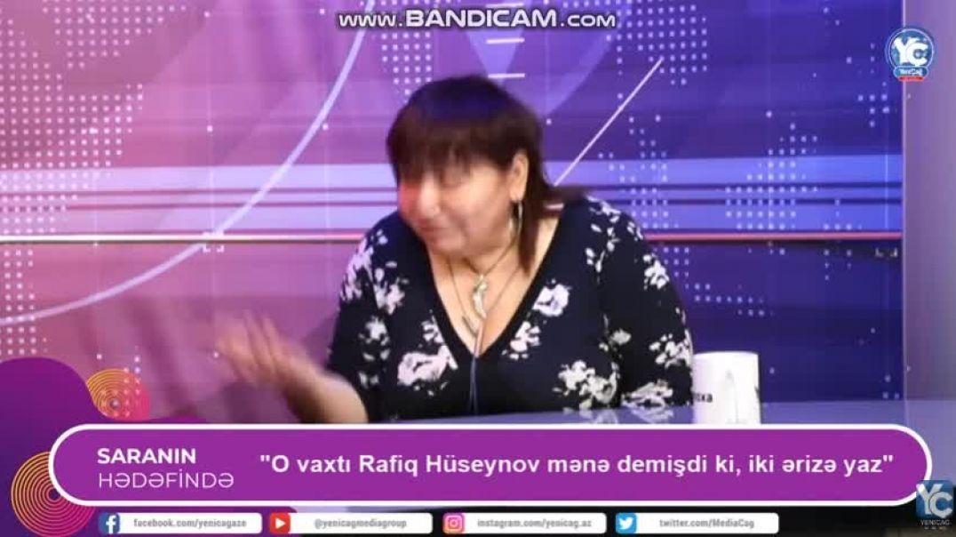 Məşhur xanım diktorlarla bağlı ŞOK SÖZLƏR