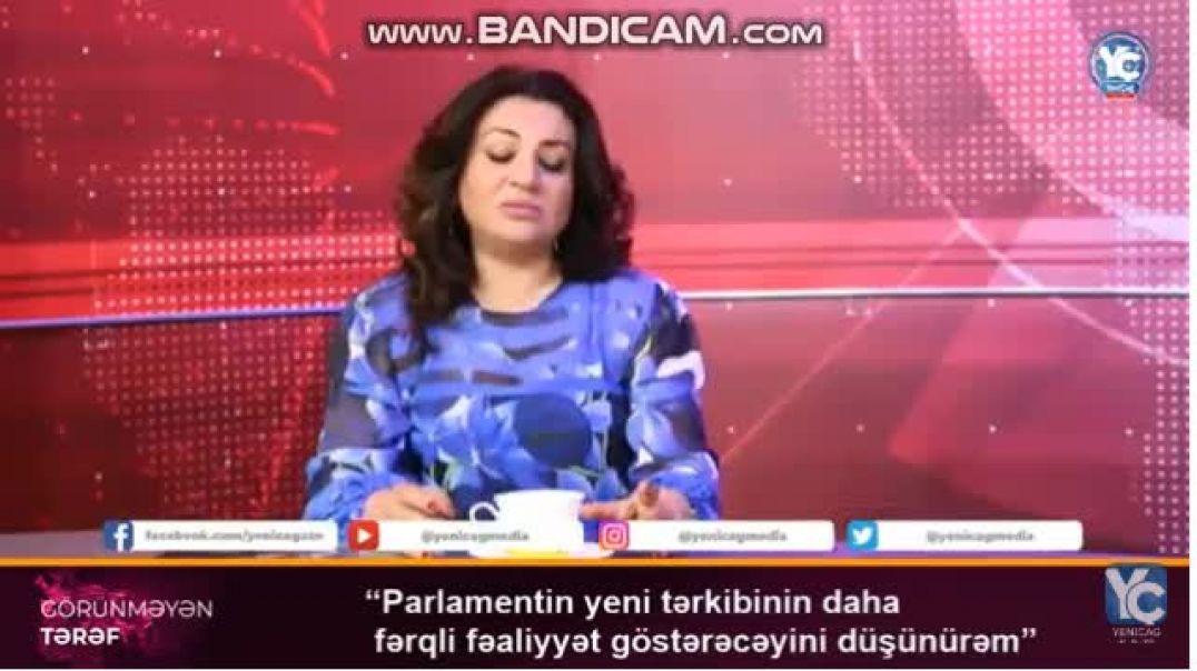 """Məşhur aparıcıya ŞOK SUAL: """"Adamın var?"""""""