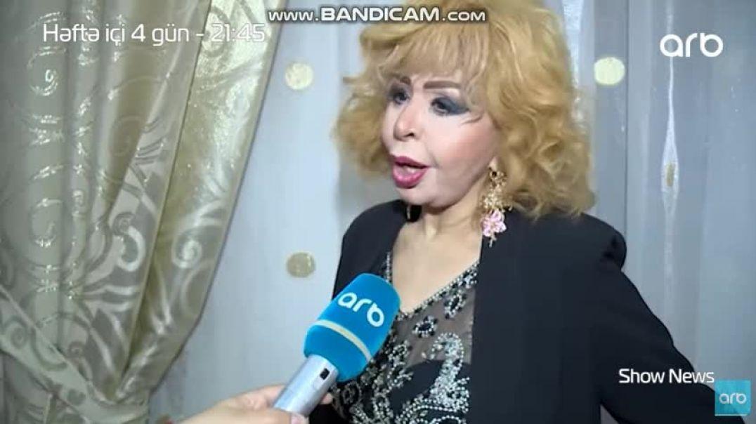 """Əməkdar artist  kimə açıq verdi? - """"Partlasın"""""""