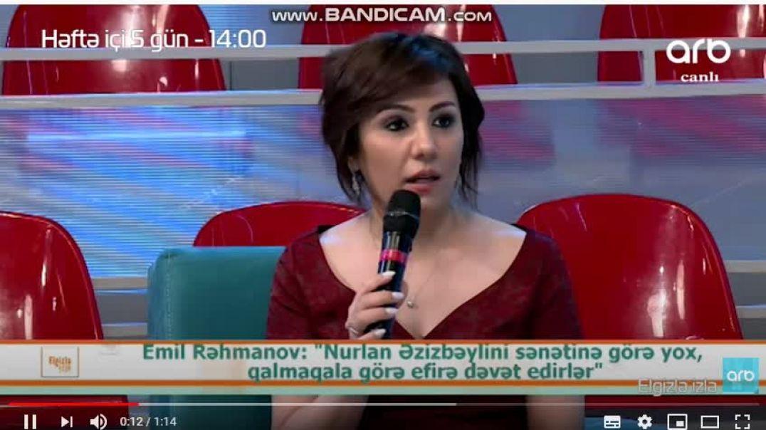 """Yeganə:""""Bir manat da qazanmıram"""""""