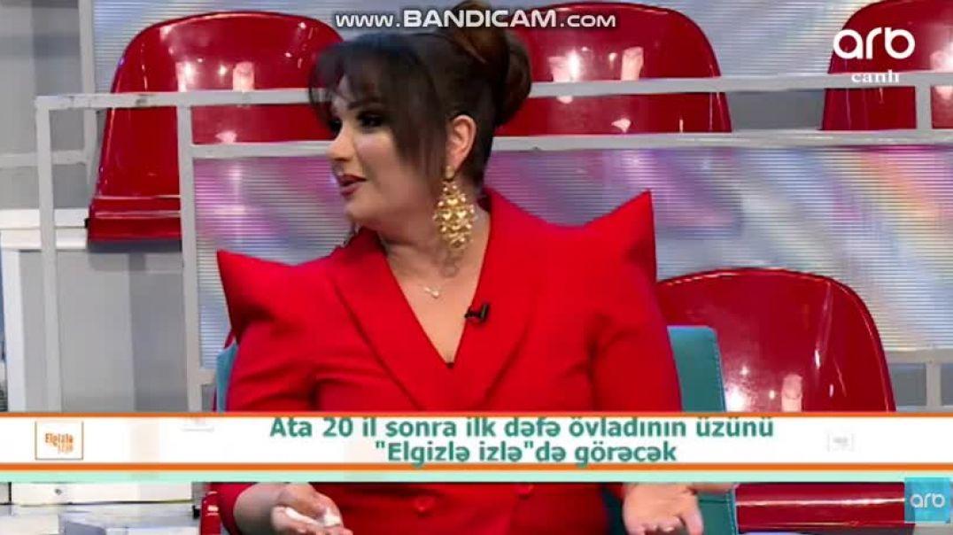 """Mənzurə:""""Bir kişi gəlib demədi ki, al bu pulu..."""""""