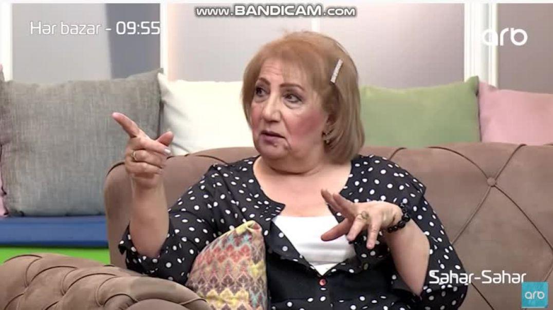 """Yaşar Nurinin xanımı: """"Yaşar Firəngizi sevirdi"""""""